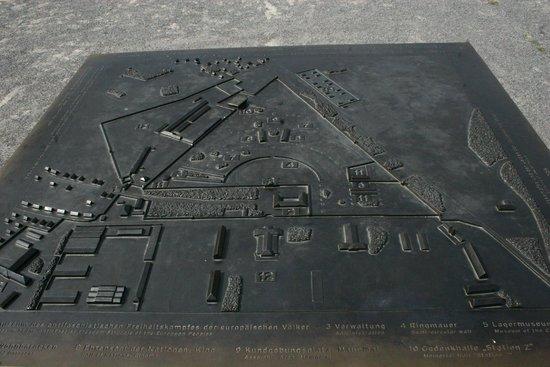 Gedenkstätte und Museum Sachsenhausen: La pianta triangolare del campo