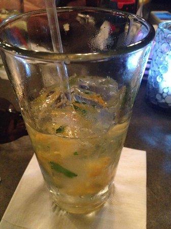 Scooter's Restaurant & Bar: Delicious Peach Mojito