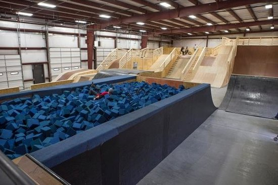 The Daniel Dhers Action Sports Complex - Picture of The