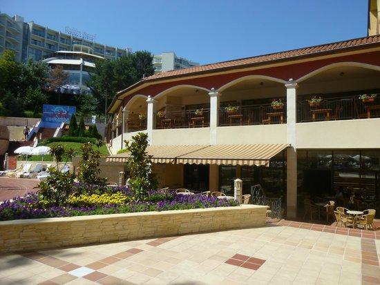 Grifid Hotels Club Hotel Bolero: Restaurant