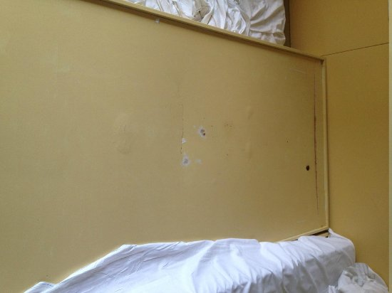 Paradise Bay Resort Hotel : defekte Betten