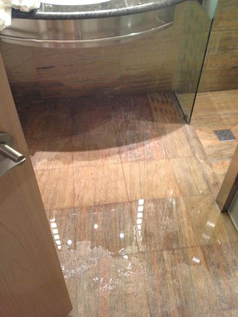 Hotel Melia Valencia: baño