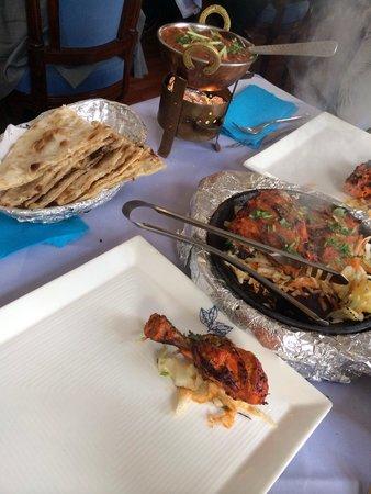 Indigo Indian Restaurant : Taka msalah
