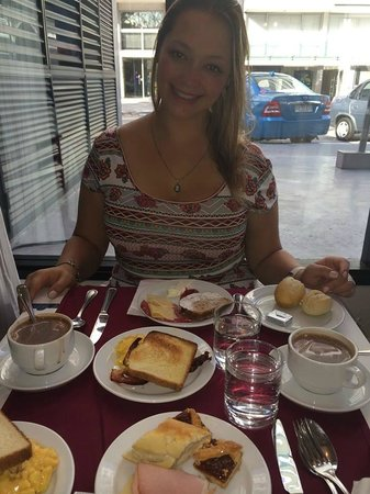 After Hotel Montevideo: Cafe da Manha