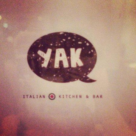 Yak Italian Kitchen And Bar