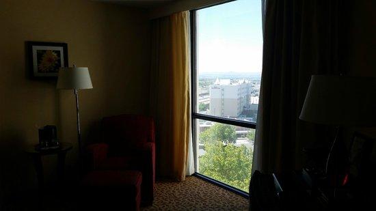 Albuquerque Marriott : decent view