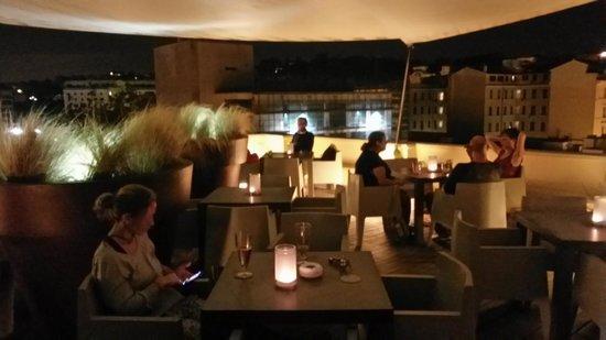 Hotel San Francesco: Bar en la terraza
