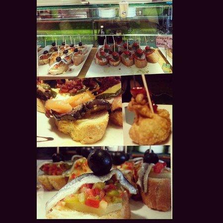 La Tasqueta De Blai: Variety of Pinchos!! sh