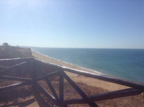 Adriana Beach Club Hotel Resort: lovely beach and safe access