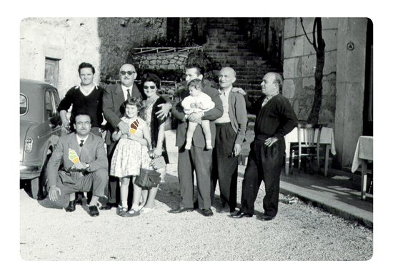Our Italian Family in Italy - Our Heritage - Picture of Jannettas