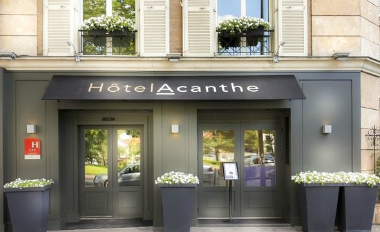 Quality Hotel Acanthe