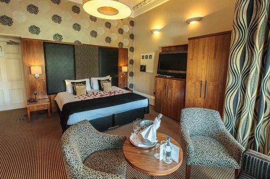 The Dunstane Hotel: Deluxe room