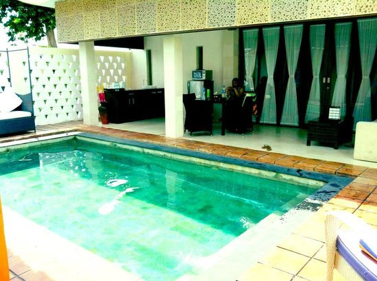 Marbella Pool Suite: 2 Bedroom Villa with Pool