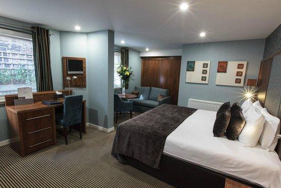 The Dunstane Hotel : Deluxe Double