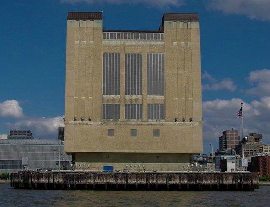 New York Media Boat / Adventure Sightseeing Tours: The Ventilation system seen in a Arnold Schwazerenge rmovie