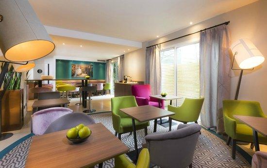 Quality Hotel Acanthe : Salon