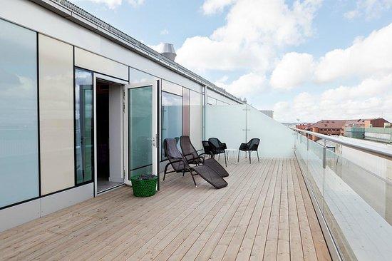 Scandic Rubinen: Terrace Suite