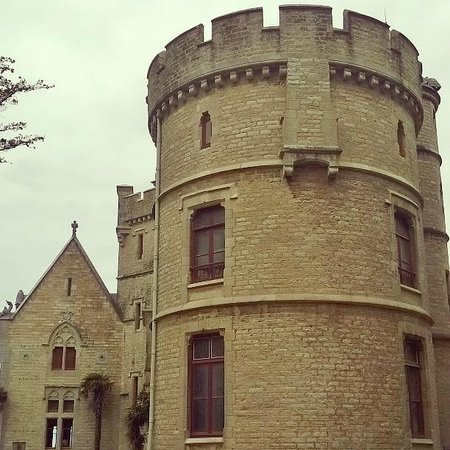 Chateau d'Abbadie: Torreón del Château d´Abbadia