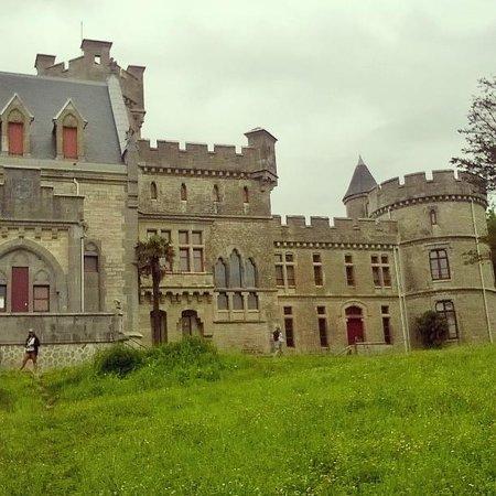 Chateau d'Abbadie: Le Château d´Abbadia