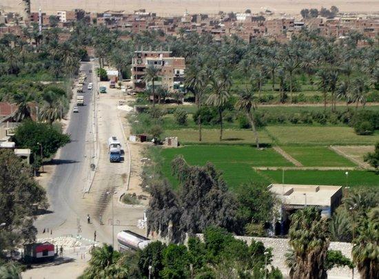 Suez Canal: particolare