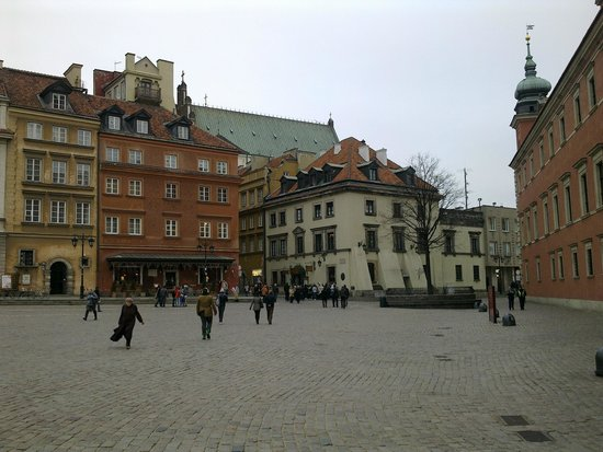 Old Town Warsaw 1