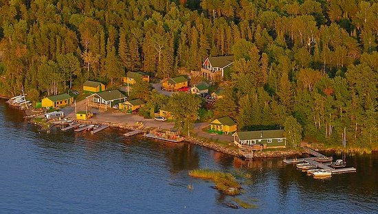 Howey Bay Resort and Outposts