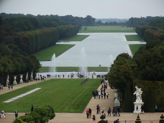 Château de Versailles : vista