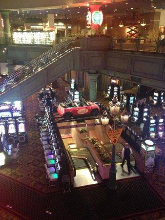 Silver Legacy Resort Casino: Casino