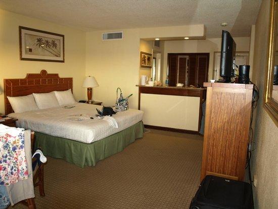 Royal Kona Resort : King Room