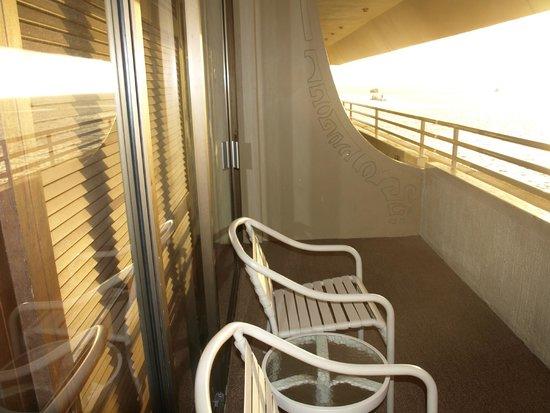 Royal Kona Resort : Balcony/Lanai
