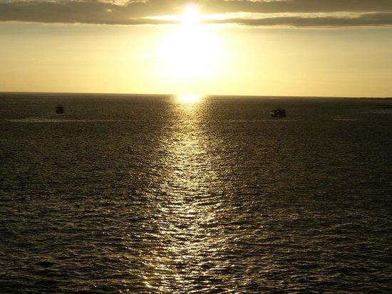 Royal Kona Resort : Sunset