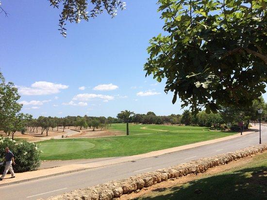 Be Live Collection Son Antem: Vistas al campo de Golf