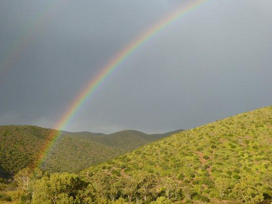 Carmens Gaestefarm : Blick in die Landschaft