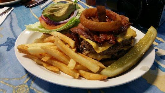 Mr. Mamas: Un bon burger pour débuter la journée