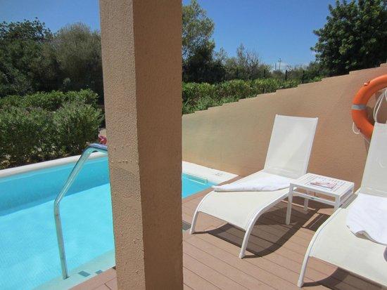 Holiday Village Majorca - Protur Monte Safari: right side of swim up room 3103