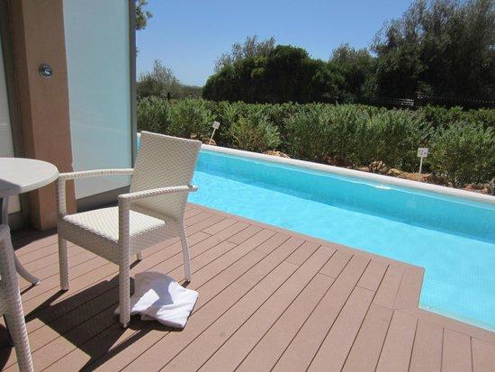 Holiday Village Majorca - Protur Monte Safari: swim up room 3103