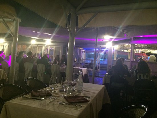 Twiga Beach Club: Interno Twiga