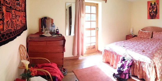 Apu Lodge : Habitacion linda, amplia y soleada