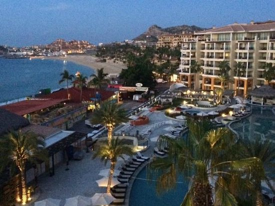 Casa Dorada Los Cabos Resort & Spa: another view from our rm# 627