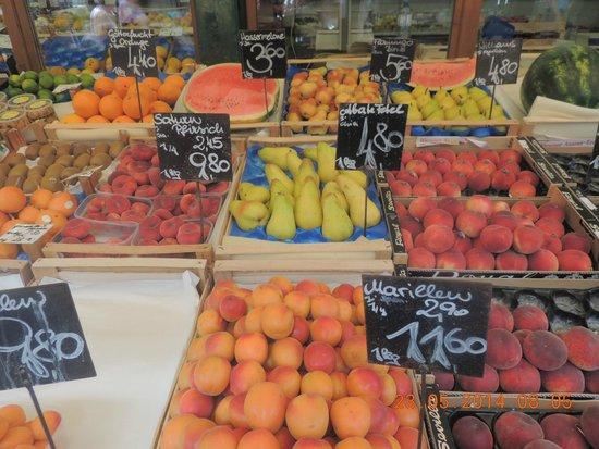 Vienna Naschmarkt : Maravilhoso!!!