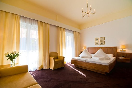 Hotel Tappeiner: Hotelzimmer Kategorie C
