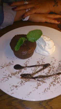 Fou de Fafa: fondant chocolat