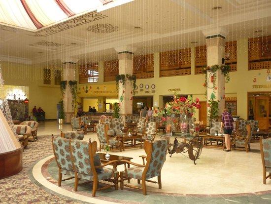 Ali Baba Palace : the lobby bar
