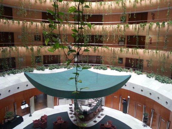 Don Candido Hotel: hall dell'hotel