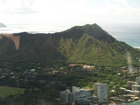 Blue Hawaiian Helicopters - Oahu : Mountain Forrests