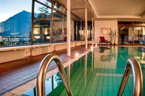 Hotel Tappeiner: Hallenbad