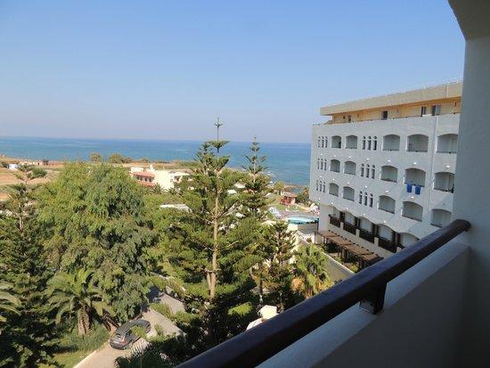 Aegean Creta Star : vue de la chambre