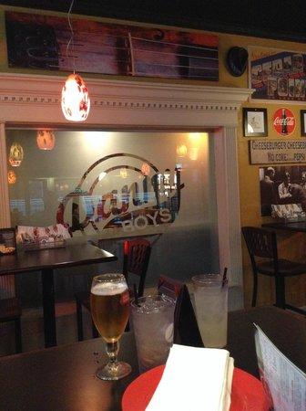 Danny Boy's Italian Eatery: Interior