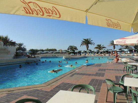 Aegean Creta Star : piscine