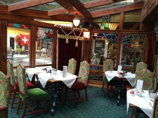 Resort Hotel Alex: レストラン